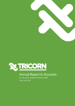 Tricorn Group annual report 2018