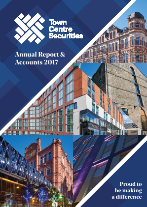 Town Centre Securities annual report 2017