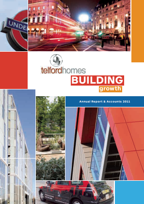 Telford Homes annual report 2011