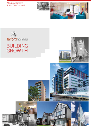 Telford Homes annual report 2012