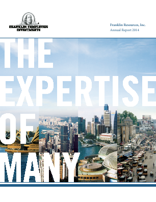 Templeton Emerging Markets Investment Trust annual report 2014
