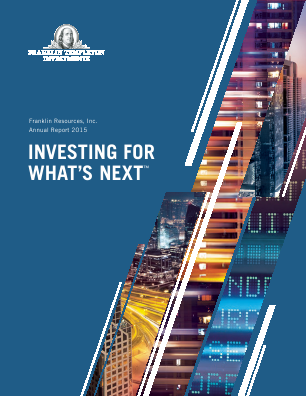 Templeton Emerging Markets Investment Trust annual report 2015