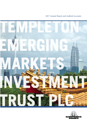 Templeton Emerging Markets Investment Trust annual report 2017