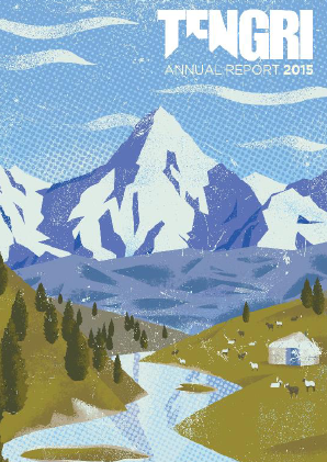 Forbes Ventures (previously Tengri Resources) annual report 2014