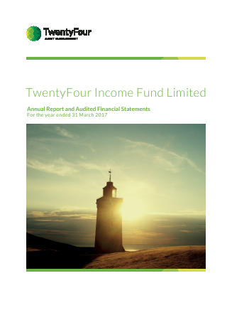 Twentyfour Income Fund annual report 2017
