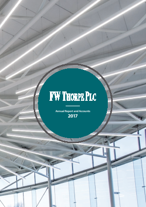 Thorpe(F.W.) annual report 2017