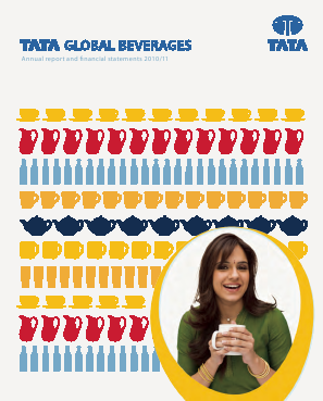 Tata Global Beverages annual report 2011