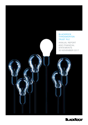 Blackrock Throgmorton Trust Plc annual report 2017
