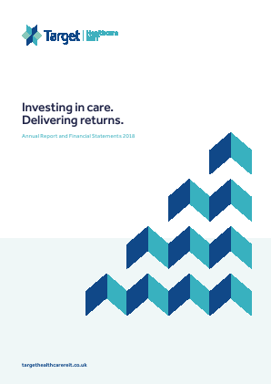 Target Healthcare Reit annual report 2018