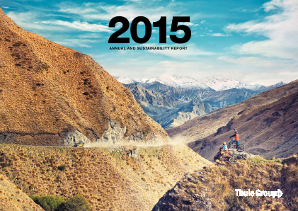 Thule Group annual report 2015