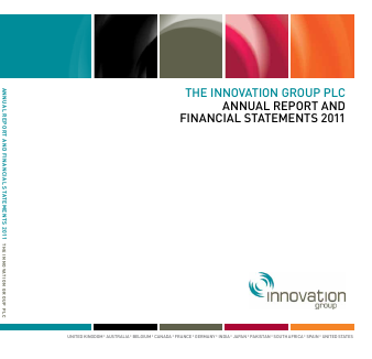 Innovation Group annual report 2011