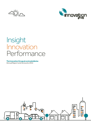 Innovation Group annual report 2014