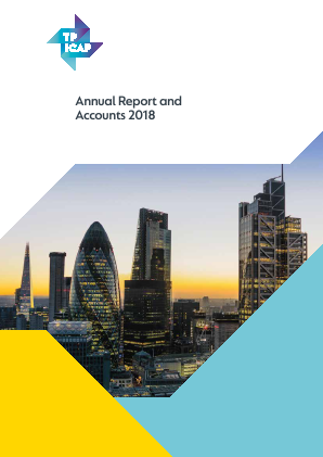 TP ICAP (Previously Tullett Prebon) annual report 2018