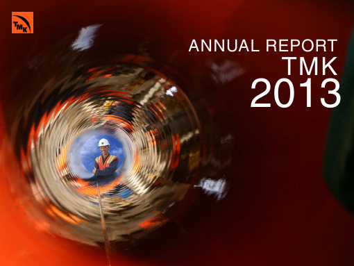 Pao Tmk annual report 2013