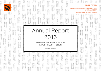 Pao Tmk annual report 2016