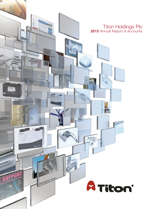 Titon Holdings annual report 2013