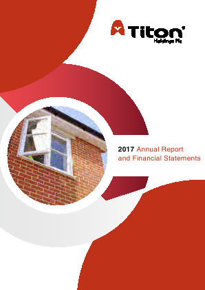 Titon Holdings annual report 2017