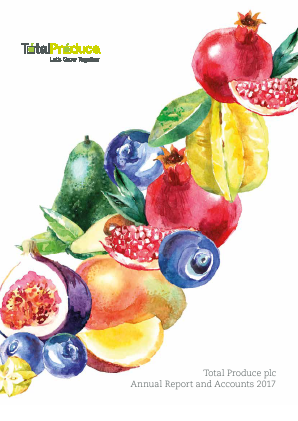 Total Produce Plc annual report 2017