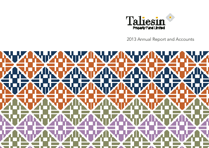 Taliesin Property Fund annual report 2013