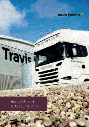 Travis Perkins annual report 2017