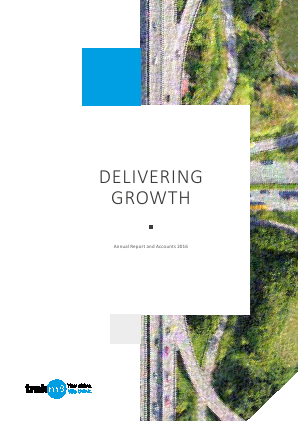 Trakm8 Holdings annual report 2016
