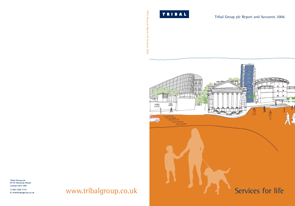 Tribal Group annual report 2006