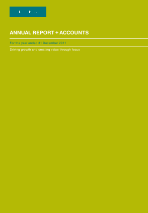 Tribal Group annual report 2011