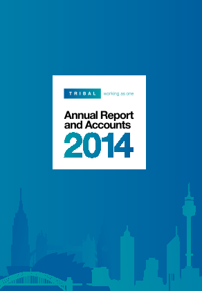 Tribal Group annual report 2014