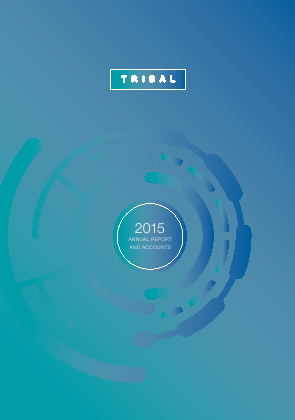 Tribal Group annual report 2015