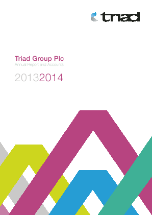Triad Group annual report 2014