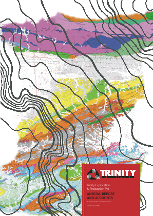 Trinity Exploration & Production annual report 2014