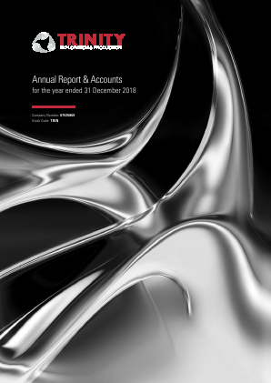 Trinity Exploration & Production annual report 2018