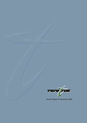 Torotrak annual report 2005