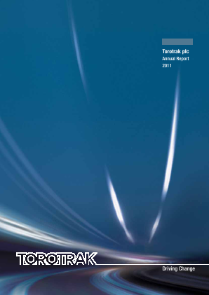Torotrak annual report 2011