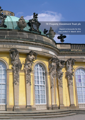 TR Property Investment Trust annual report 2010