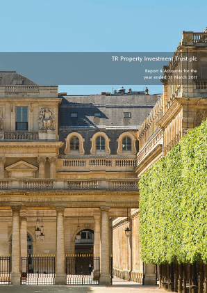 TR Property Investment Trust annual report 2011