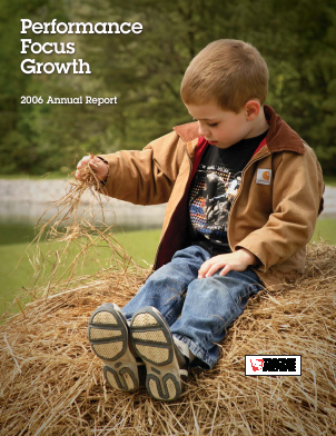 Tractor Supply Company annual report 2006
