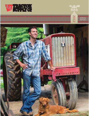 Tractor Supply Company annual report 2012
