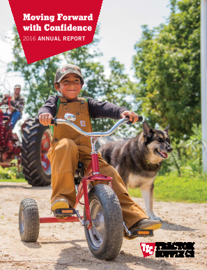 Tractor Supply Company annual report 2016