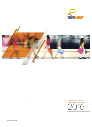 ThinkSmart annual report 2016