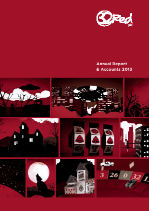 32Red annual report 2013