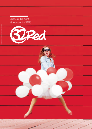 32Red annual report 2015