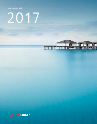 TUI AG annual report 2017