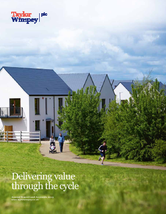 Taylor Wimpey Plc annual report 2013