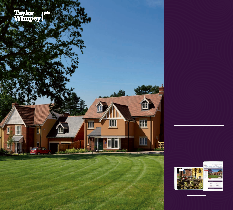 Taylor Wimpey Plc annual report 2015