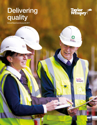 Taylor Wimpey Plc annual report 2017