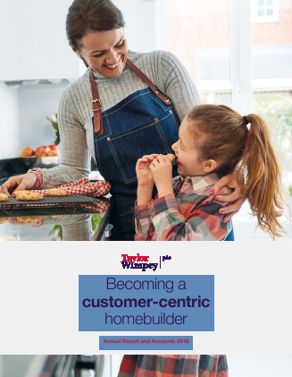 Taylor Wimpey Plc annual report 2018