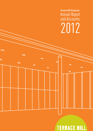 Urban&Civic Plc annual report 2012