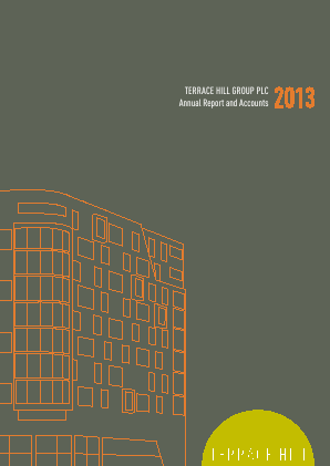 Urban&Civic Plc annual report 2013