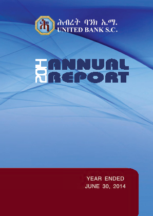 United Bank annual report 2014